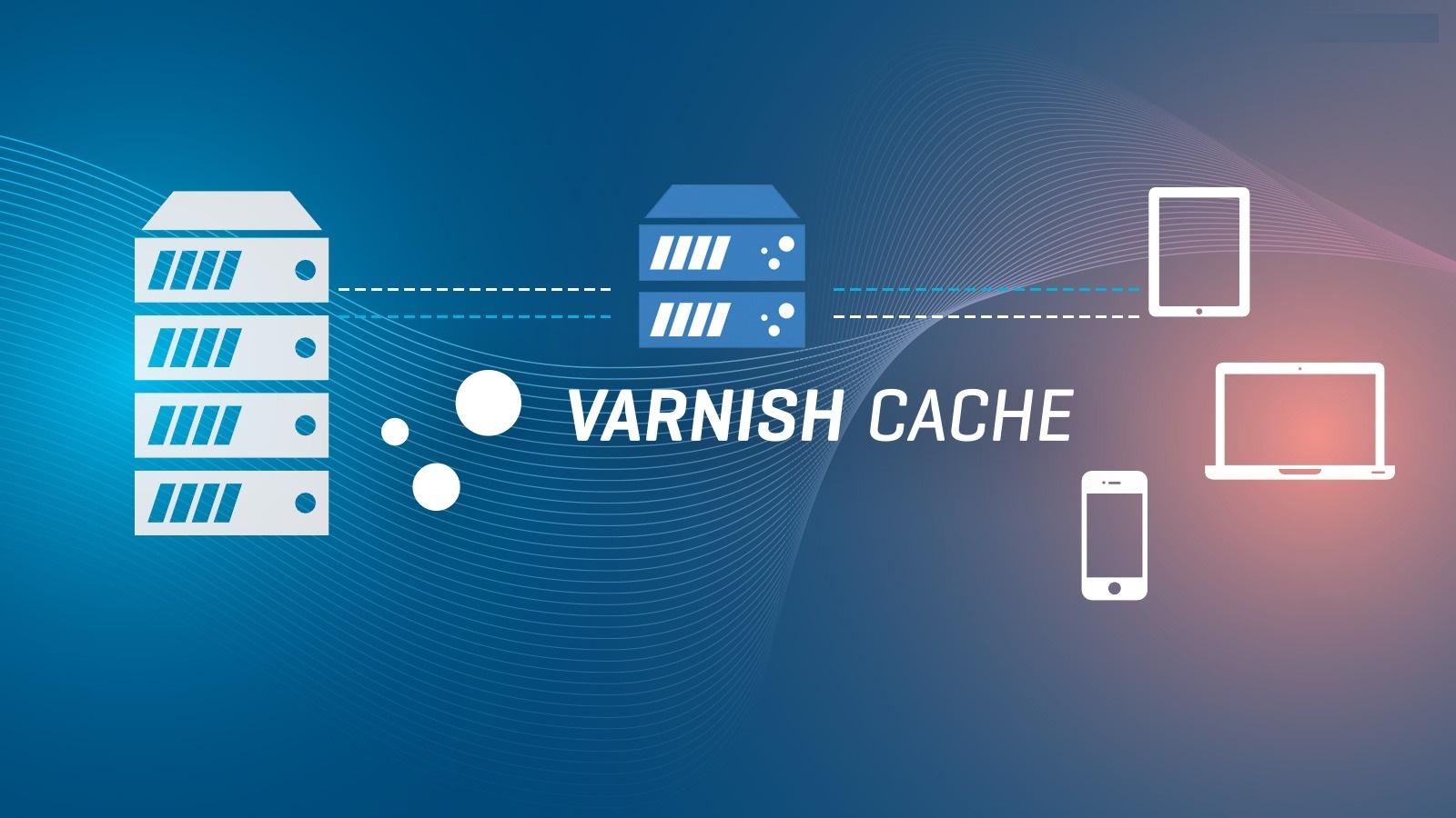 کانفیگ Varnish Cache
