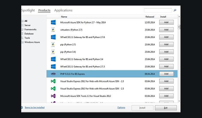 آموزش نصب و کانفیگ وب سرور IIS با پشتیبانی PHP در ویندوز سرور 2012