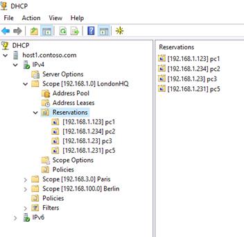 آموزش انتقال تنظیمات DHCP به ویندوز سرور 2016