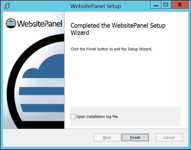 آموزش نصب وبسایت پنل در ویندوز سرور