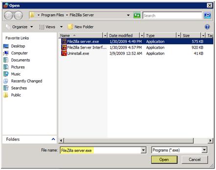 آموزش نصب filezilla server در ویندوز سرور