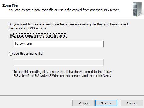 آموزش نصب و کانفیگ DNS در ویندوز سرور 2016