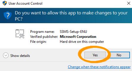 نحوه نصب SQL Server Management