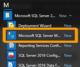 نحوه نصب کردن SQL Server Management System