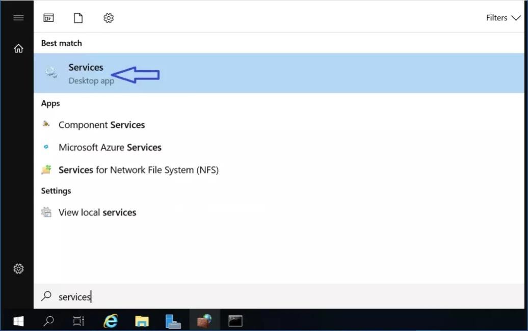 فعالسازی ssh در ویندوز سرور