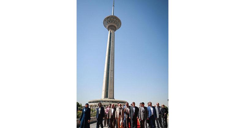 دیتاسنتر برج میلاد آسیاتک